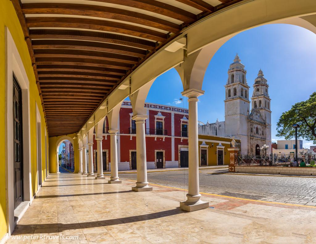 Campeche, Mexico.