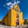 Templo del Dulce Nombre de Jesus, Campeche.