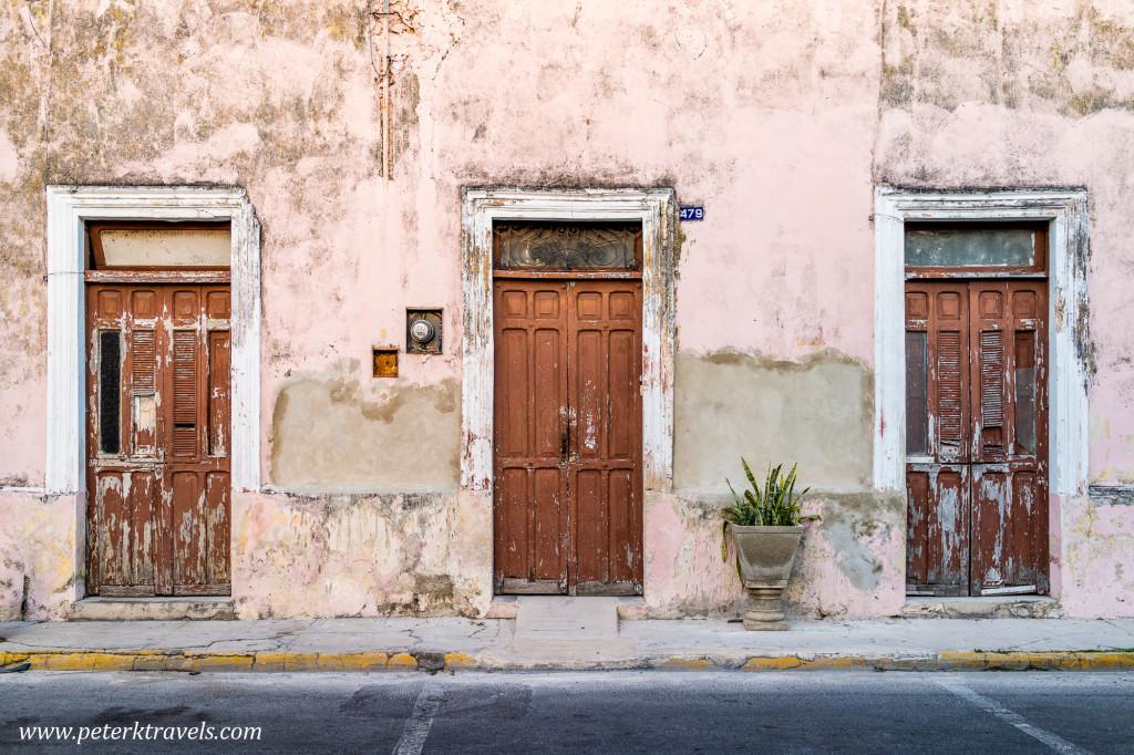 Doors, Mérida.