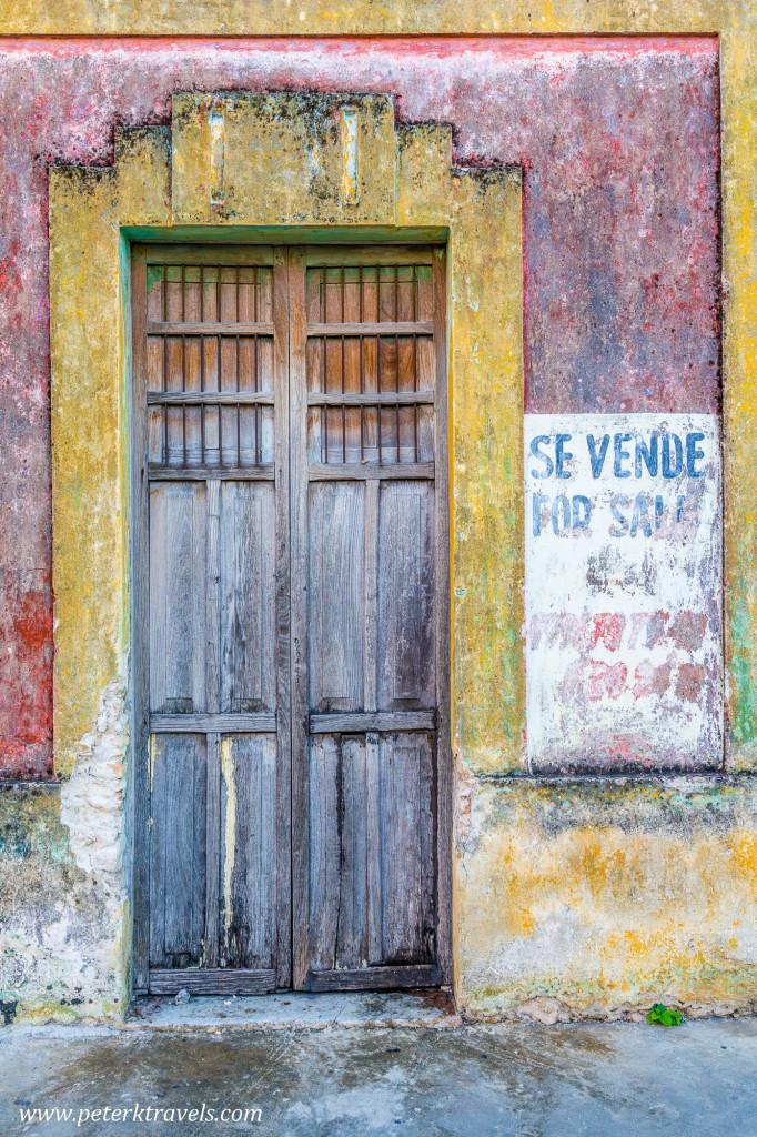 Door, Mérida.