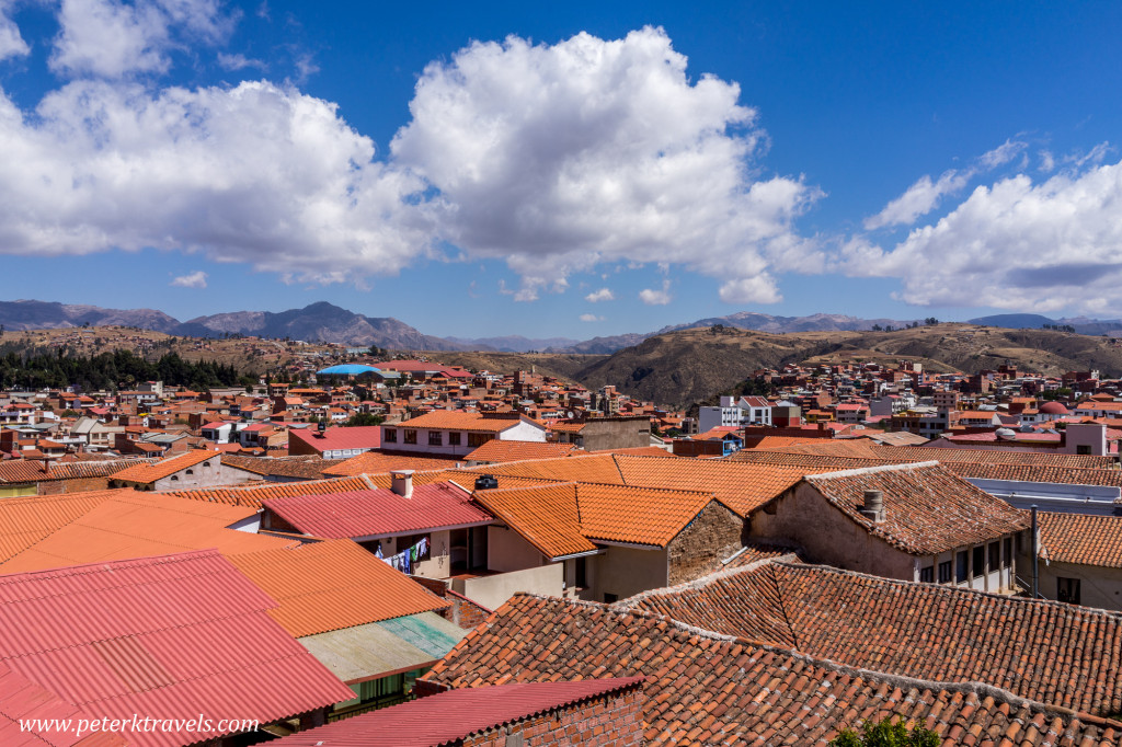 Rooftops, Sucre.