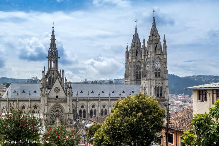 Basilica, Quito.