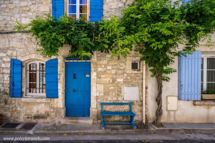 Door & Window, Arles
