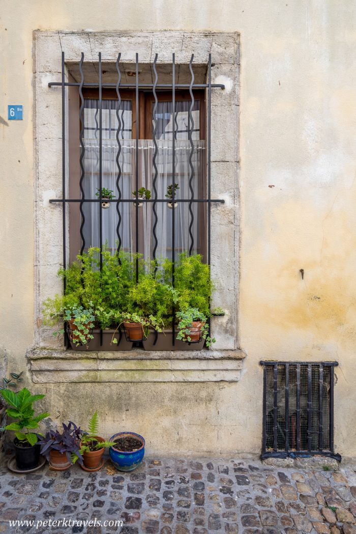 Window, Arles