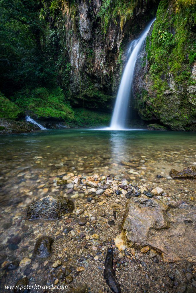 Cascada Las Brisas, Cuetzalan