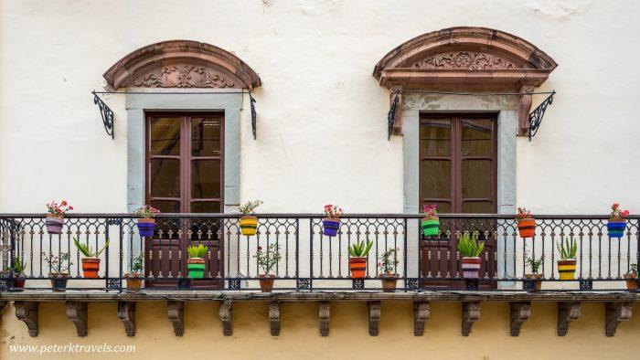 Balcony, Guanajuato
