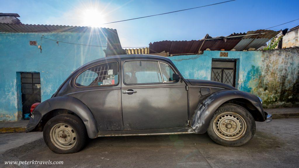 VW, Zacapoaxtla, Puebla.