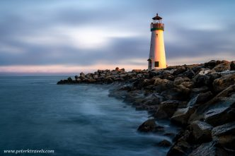 Walton Lighthouse, Santa Cruz