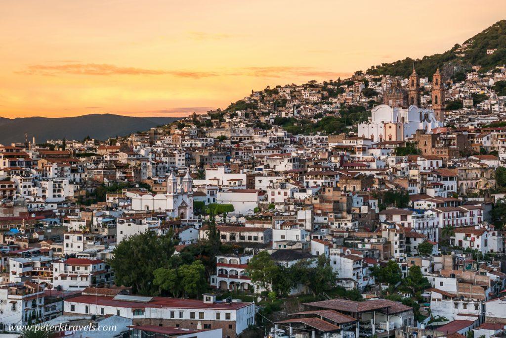 Taxco Sunrise