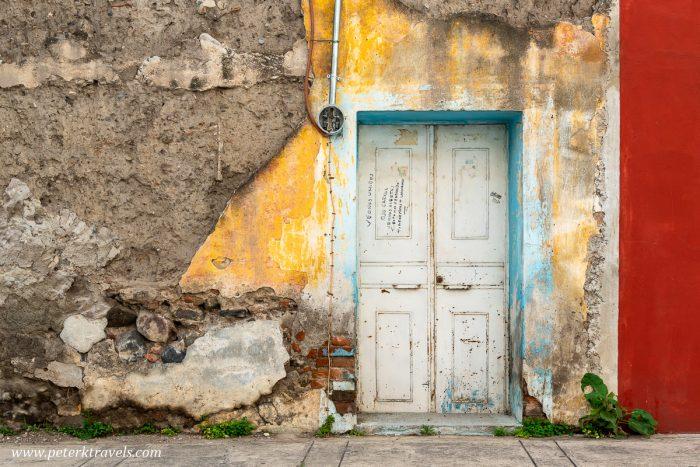 Door, Atlixco