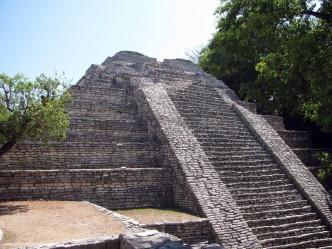 Structure 7, Tenam Puente