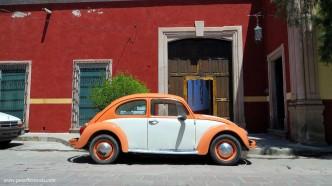 VW Bug on Jerez Street