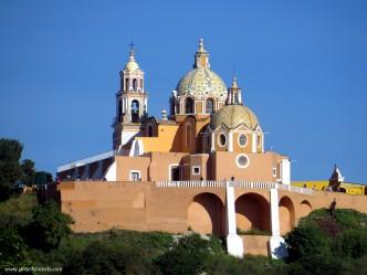 Iglesia de Nuestra Señora de los Remedios, Cholula