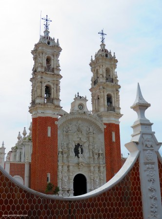 Basilica of Ocotlan