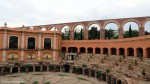 Former bullfight ring and aqueduct, Zacatecas