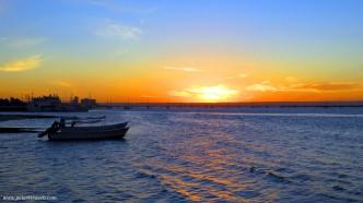 Sunset, La Paz