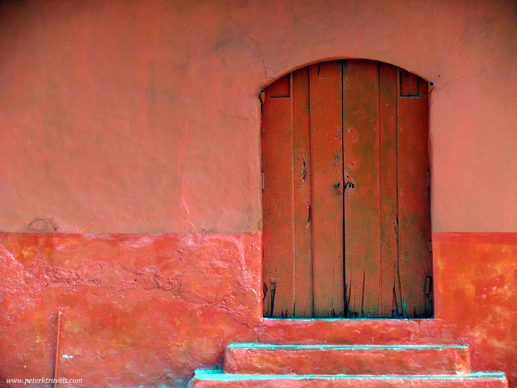Red door, Granada