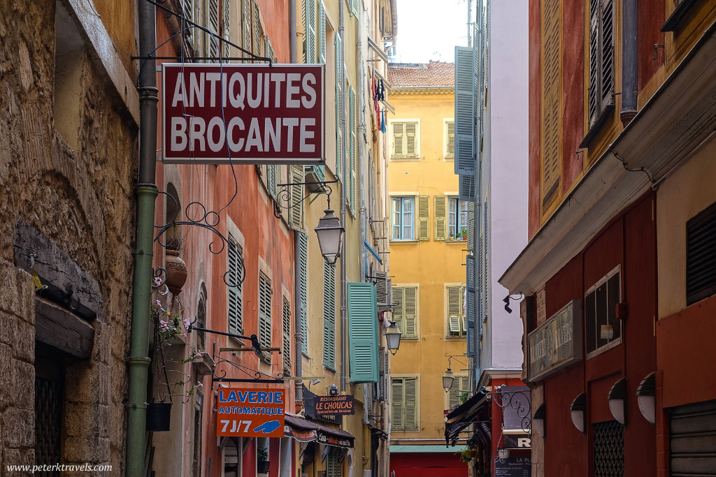 Antiques for sale, Old Nice