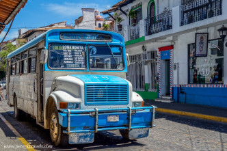 Loma Bonita bus, Puerto Vallarta