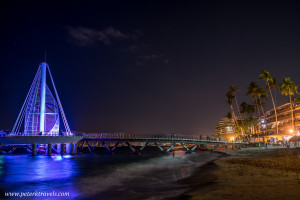 Pier, Puerto Vallarta