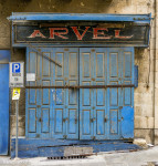 Arvel Door, Valletta.