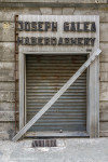 Haberdashery Door, Valletta.