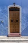 Door, Campeche.