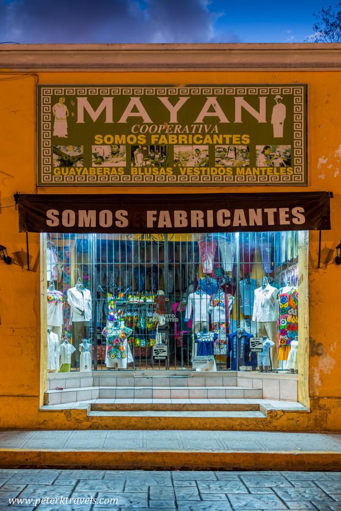 Mayan Cooperative, Mérida.