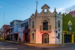 Street corner, Mérida.