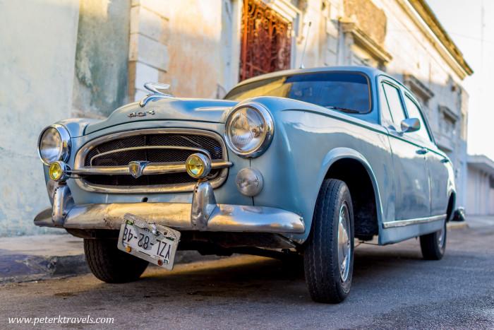Old car, Mérida.