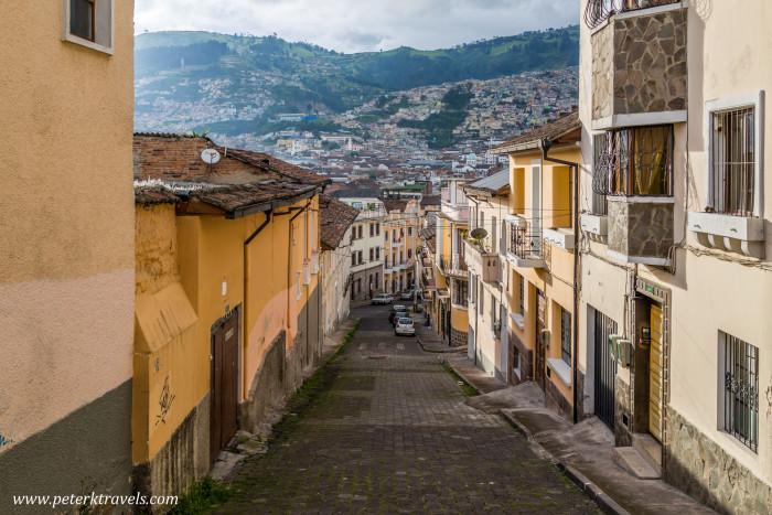 Quito, Ecuador.