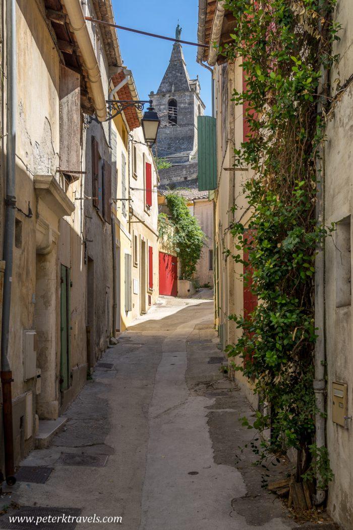 Alley, Arles