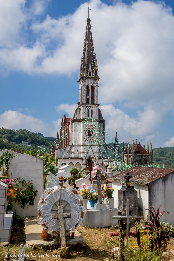 Iglesia De Los Jarritos, Cuetzalan.