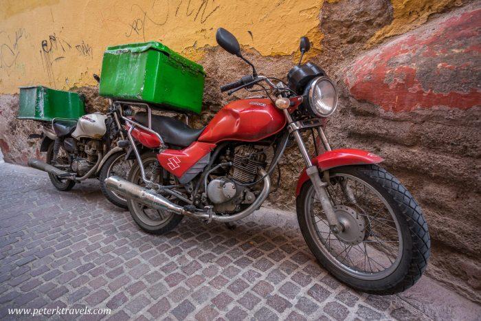 Motorcyles, Guanajuato