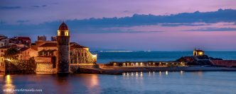 Collioure at Dawn